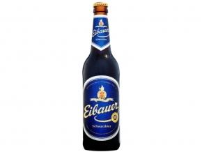 Eibauer Schwarzbier 0,5l Flasche