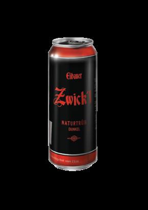 Eibauer Zwickl dunkel 0,5l Dose