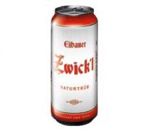 Eibauer Zwickl hell 0,5l Dose